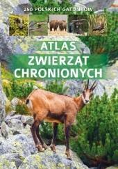 Okładka książki Atlas  zwierząt chronionych Jacek Twardowski,Kamila Twardowska