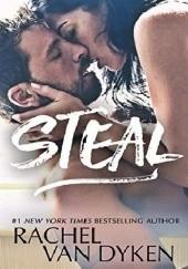 Okładka książki Steal Rachel Van Dyken