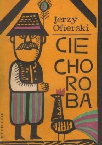 Okładka książki Cie choroba Jerzy Ofierski