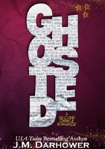 Okładka książki Ghosted J.M. Darhower