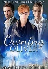 Okładka książki Owning Oliver Amber Kell