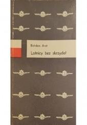 Okładka książki Lotnicy bez skrzydeł