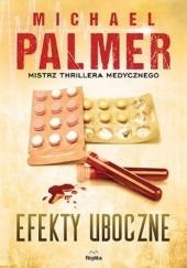Okładka książki Efekty uboczne Michael Palmer