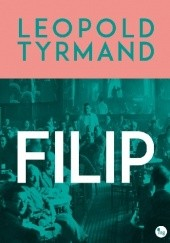 Okładka książki Filip Leopold Tyrmand