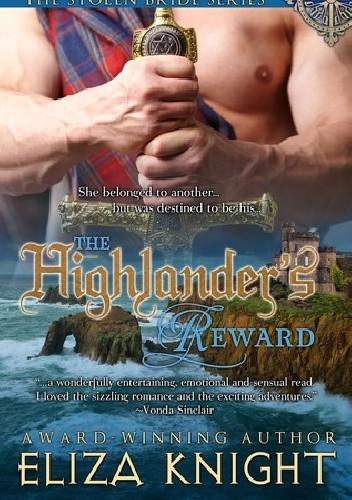 Okładka książki The Highlander's Reward Eliza Knight