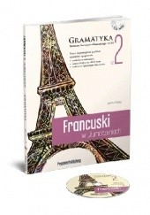 Okładka książki Francuski w tłumaczeniach. Gramatyka 2 Janina Radej