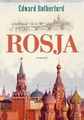 Okładka książki Rosja Edward Rutherfurd