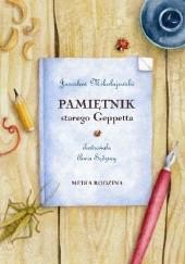 Okładka książki Pamiętnik starego Geppetta Jarosław Mikołajewski