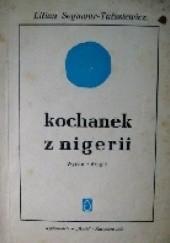 Okładka książki Kochanek z Nigerii Lilian Seymour-Tułasiewicz