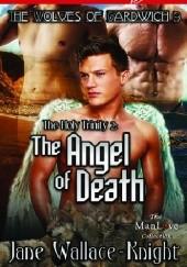 Okładka książki The Holy Trinity 2: The Angel of Death Jane Wallace-Knight