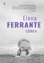 Okładka książki Córka Elena Ferrante
