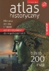 Okładka książki Szkolny atlas historyczny Witold Sienkiewicz