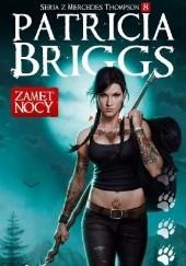 Okładka książki Zamęt nocy Patricia Briggs