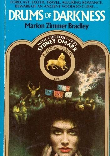 Okładka książki Drums of Darkness Marion Zimmer Bradley