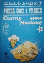 Okładka książki Czarny Mustang 3