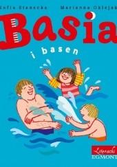 Okładka książki Basia i basen Zofia Stanecka