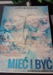Okładka książki Mieć i Być Maciej Wieczorek