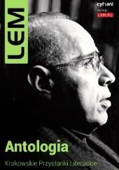Okładka książki Lem. Antologia Stanisław Lem