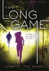 Okładka książki The Long Game Jennifer Lynn Barnes
