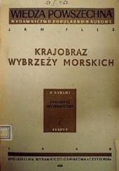 Okładka książki Krajobraz wybrzeży morskich Jan Flis