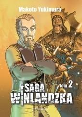 Okładka książki Saga Winlandzka #2 Makoto Yukimura