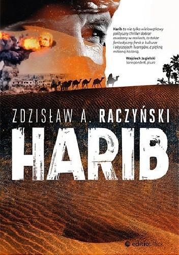Okładka książki Harib Zdzisław A. Raczyński