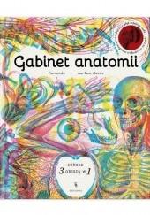 Okładka książki Gabinet anatomii Kate Davies,Carnovsky