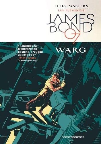 komiks  James Bond 007. Warg