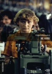 Okładka książki Nie hańbi Olga Gitkiewicz
