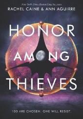 Okładka książki Honor Among Thieves Rachel Caine,Ann Aguirre