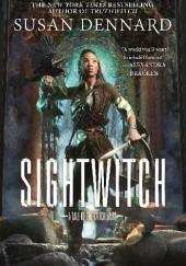 Okładka książki Sightwitch Susan Dennard