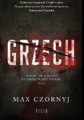 Okładka książki Grzech Max Czornyj