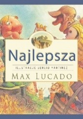 Okładka książki Najlepsza Max Lucado