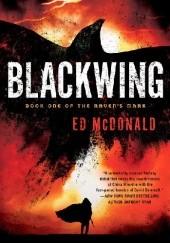 Okładka książki Blackwing Ed McDonald