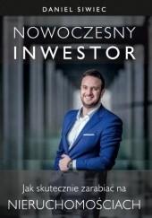 Okładka książki Nowoczesny inwestor Daniel Siwiec