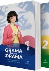 Okładka książki Grama to nie drama. Angielska gramatyka, czyli czasy i inne dziwne rzeczy Arlena Witt