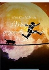 Okładka książki Magiczne przygody Dawida i Kici Edyta Anna Mołocznik