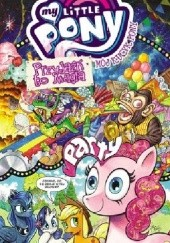 Okładka książki Mój Kucyk Pony - Przyjaźń to magia, tom 10 Katie Cook,Andy Price,Ted Anderson,Brenda Hickey,Christina Rice,Agnes Grabowska