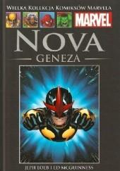Okładka książki Nova: Geneza Jeph Loeb,Ed McGuinness