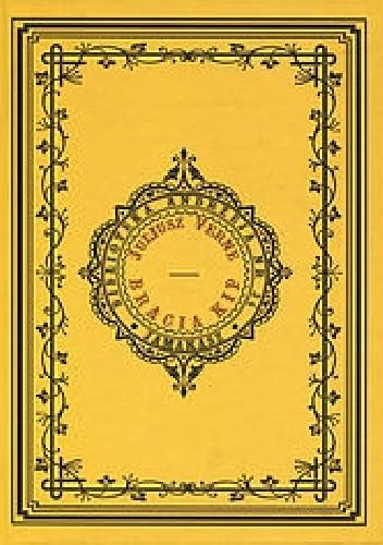 Okładka książki Bracia Kip Juliusz Verne