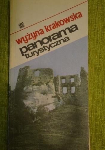 Okładka książki Wyżyna Krakowska Julian Zinkow