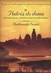 Okładka książki Podróż do domu Radhanath Swami