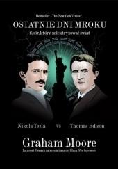Okładka książki Ostatnie dni mroku Graham Moore