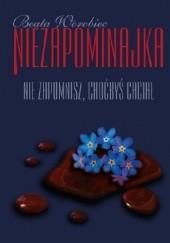 Okładka książki Niezapominajka Beata Worobiec