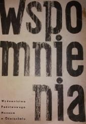 Okładka książki Wspomnienia Wiesław Kielar,Wincenty Gawron,Jerzy Bielecki,Jerzy Pozimski,Wanda Koprowska,Andrzej Rablin,Kazimierz Stanisław Smoleń,Tadeusz Szymański