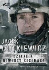 Okładka książki Dziennik dowódcy Rosomaka Marcin Ogdowski,Jacek Dutkiewicz