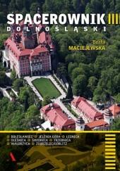 Okładka książki Spacerownik dolnoślaski