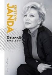 Okładka książki Dziennik 2003 - 2004 Krystyna Janda