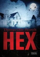 Okładka książki HEX Thomas Olde Heuvelt