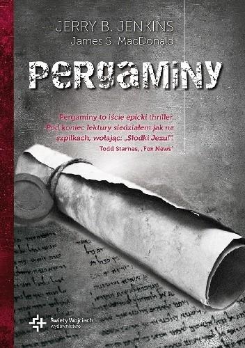 Okładka książki Pergaminy Jerry B. Jenkins,James S. MacDonald